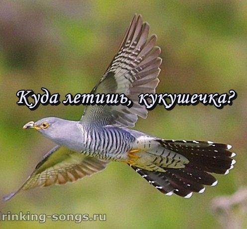кукушечка песня русская
