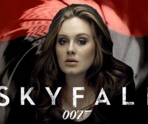 Транскрипция песни Skyfall
